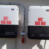 We install SMA Inverters