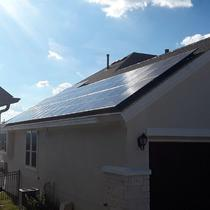 10.24 KW system in Leander