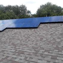 Schertz Solar Install