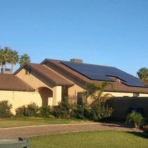 TriSMART Solar Install