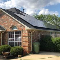 Dallas Texas Solar Installation