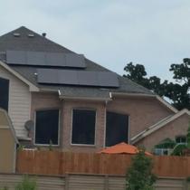 Hurst- South 5.7 kW #solarugreen