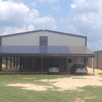 Custom Carport Solar