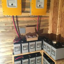12KW Battery Back up System