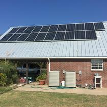 Recent 6Kw install