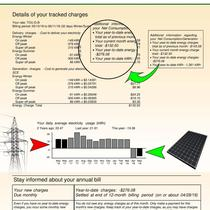 Edison Bill With Solar