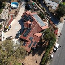 20KW Low Profile Roof Mount in Whittier