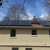 7.7kW System in Canton, MA