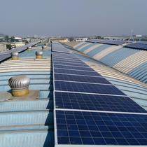 300 kWp Industrial Solar