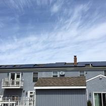 9.3kWp Residential Solar in Warren, RI