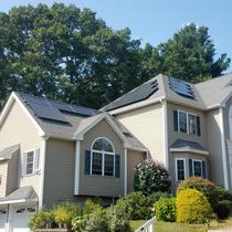 Andover, MA - 6 kW Residential System