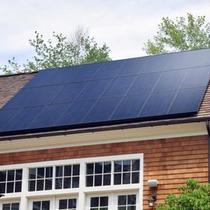 Black Solar PV Rooftop