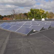 Commercial Ballasted PV