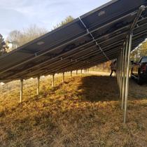 Solar Array Framing