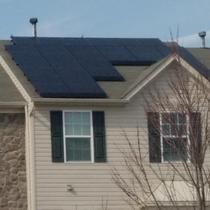 Seapoint Solar Installation