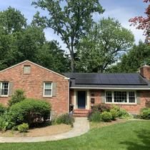 Falls Church solar project