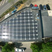 28.88 kW for Purity Ice Cream Parlor in Ithaca, NY