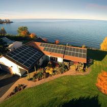 15.96 kW Solar Array in Williamson, NY