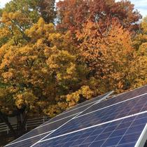 10 kW residential system in Maplewood, MN