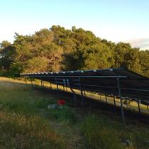 Los Gatos Residential Ground Array
