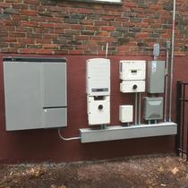 LG battery system with Solaredge inverter