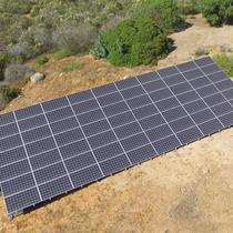San Diego Residential Solar Installation in Rancho Santa Fe CA