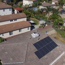 Carlsbad Roof Mount Solar System