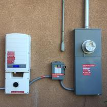 SolarEdge Inverter & Optomizers