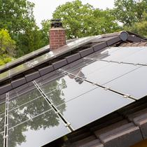Solar for partially shaded applications.