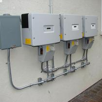Wall Mounted inverters