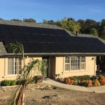 10kw SolarWorld+SolarEdge in Valley Springs, CA