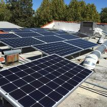 7kw SolarWorld+Enphase with Tilt in Rio Vista, CA