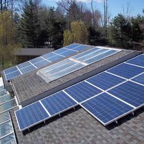 New Fairfield Solar Instal