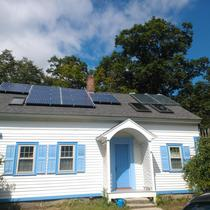 Solar PV and SDHW