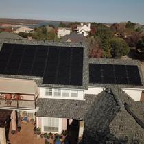 DFW area Solar Home