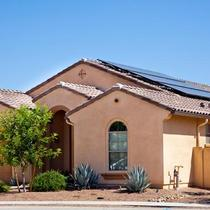 Solar Home in Sahuarita