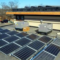 15kW Ballasted System, Prairie Cafe and Bakery- Middleton, WI