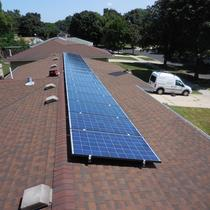 4.1kW residential solar in west Madison