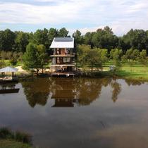 The Pond House - SunPower Intelligant Award Runner up.