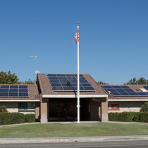 Arise Solar Commercial Installation