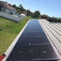 Flat Tile Roof Installation - Cape Coral, FL