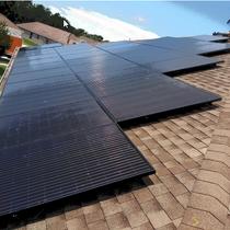 Panasonic Panels on Shingle Roof - Tampa, FL