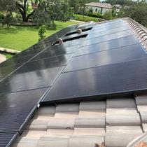 Solar Panel Tile Roof Installation in Starkey Ranch - Odessa, FL