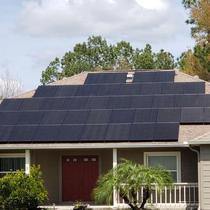 Solar Installation in Land O' Lakes, FL
