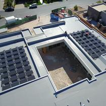 19.2 kW ballisted system