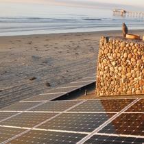La Jolla 92037 - Solar by the beach