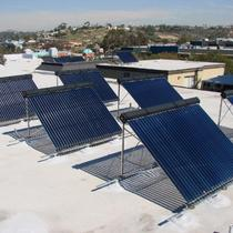 San Diego 92114 - Solar Water  Heating system for 11-Bldg. apartment community