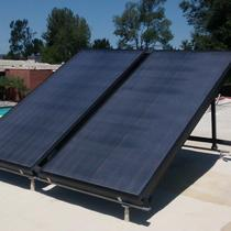 Alpine 91909 - Solar Water Heating array for small commercial application