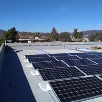 San Marcos 92078 - Commercial 10.2 kW Ballasted Solar Array