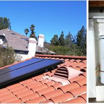 Encinitas - Solar Water Heating System